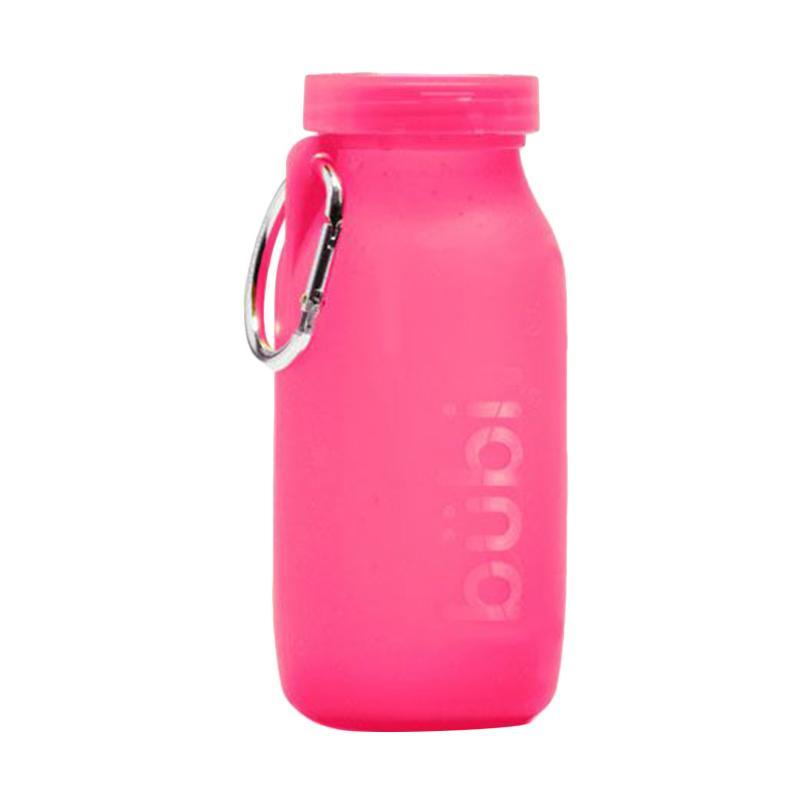 Bubi Bottle Botol Minum - Pink [14 Oz/ 450 mL]