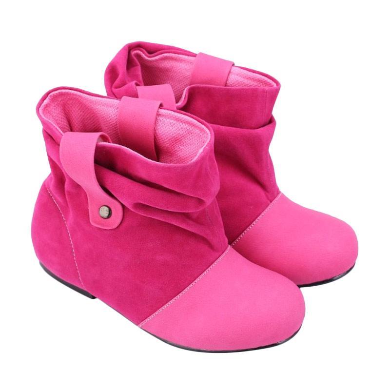 Spek Harga Catenzo Junior CYE 002 Sepatu Boots Anak Perempuan Terbaru