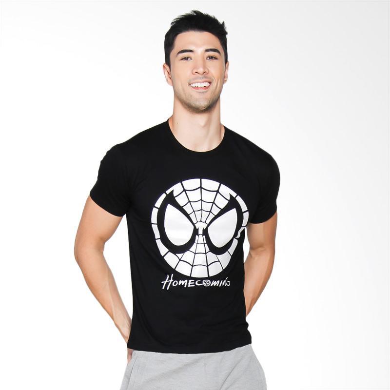NOG Mini Spiderman T-Shirt Unisex - Black