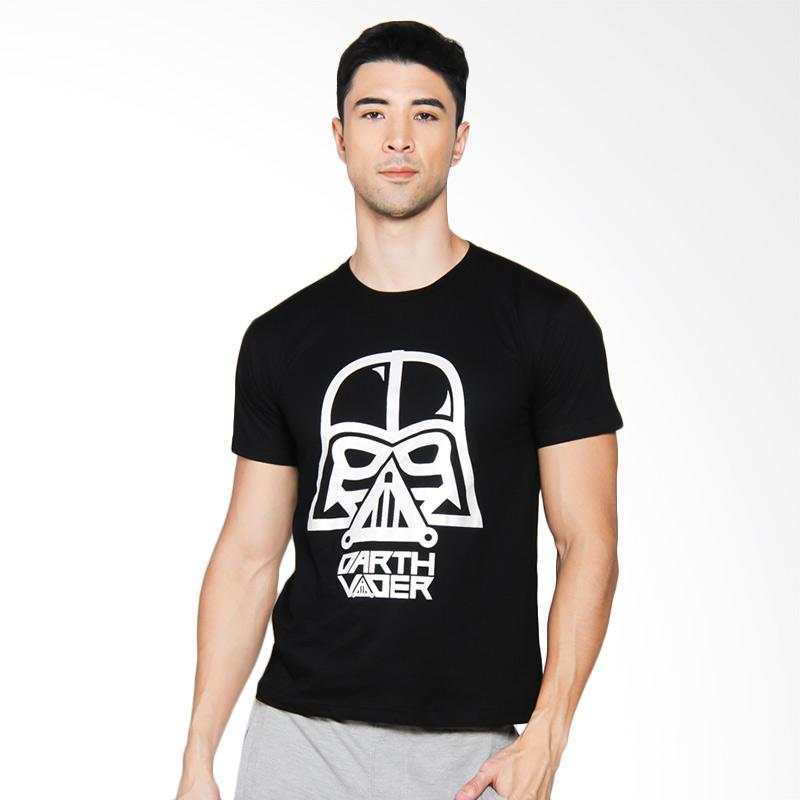 NOG Star Wars Darth Vader Silver Exclusive T-Shirt Unisex - Black