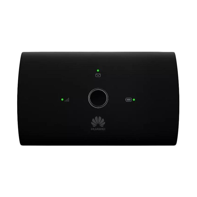Huawei E5673 Mifi Modem Wifi Router [4G UNLOCK] + Free Telkomsel Kuota 14GB