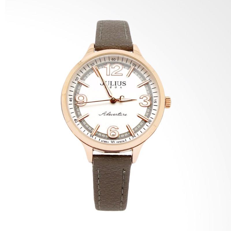 Julius JA-940-LE Jam Tangan Wanita - Grey