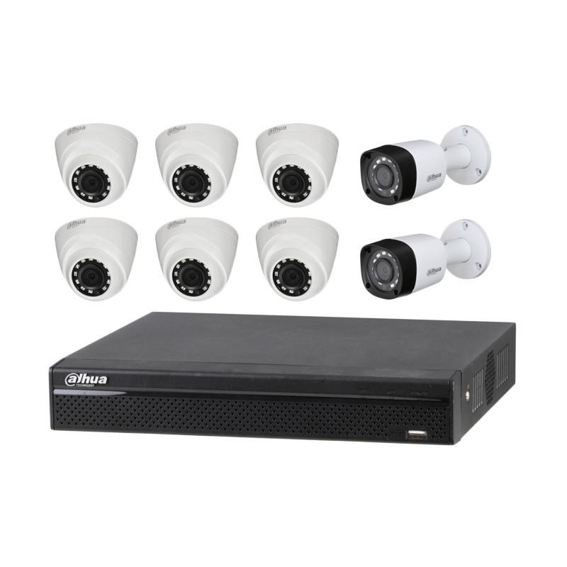 Dahua HDCVI Paket Kamera CCTV and UPS [8 Channel/2 MP]