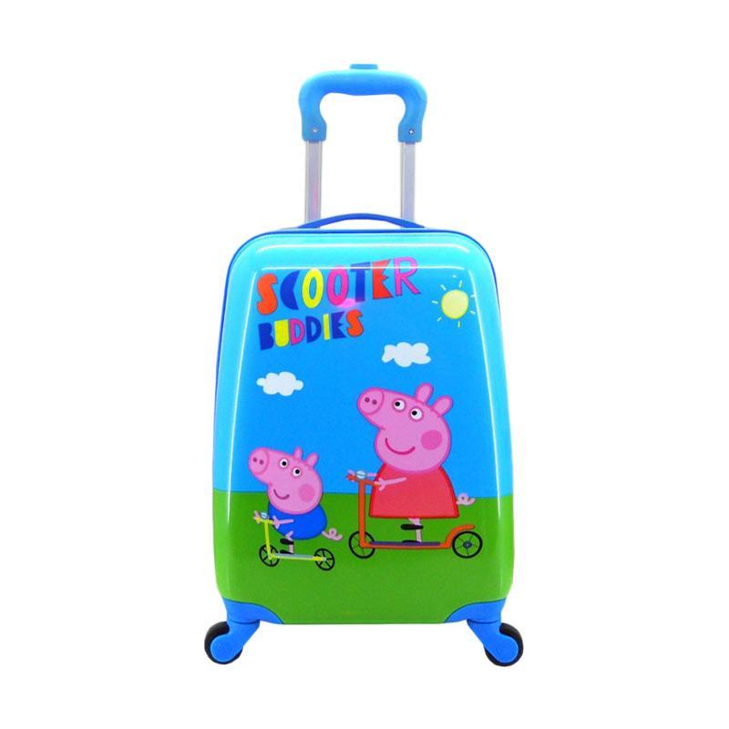 DJ Fashion 0536 Trolley Bag Tas Sekolah Anak - Multicolor