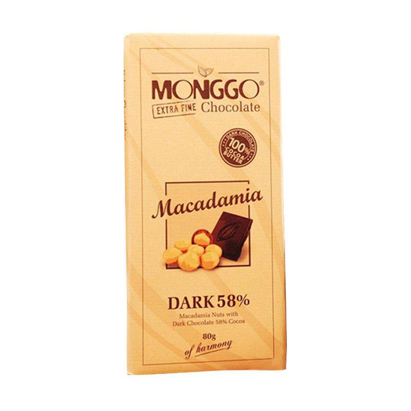 Jogjakhas Monggo Rasa Kacang Macadamia Cokelat