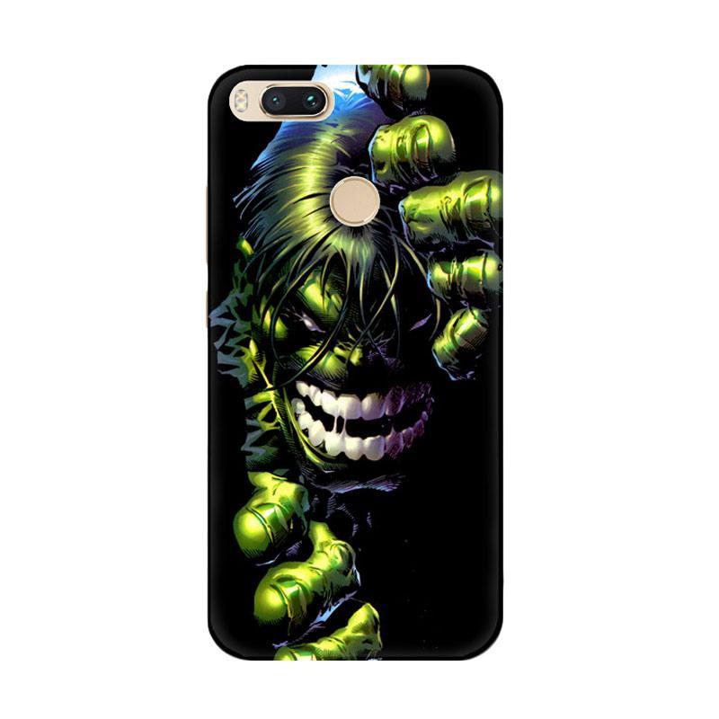 harga Acc Hp Superheroes The Incredible Hulk Z0047 Custom Casing for Xiaomi Mi A1 or Mi 5X Blibli.com