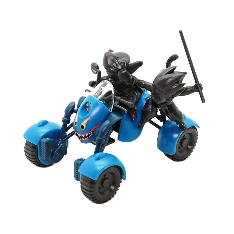 Bandai Mechacolle Dragon Ball Vol. 6 Oolong's Road Buggy Action Figure