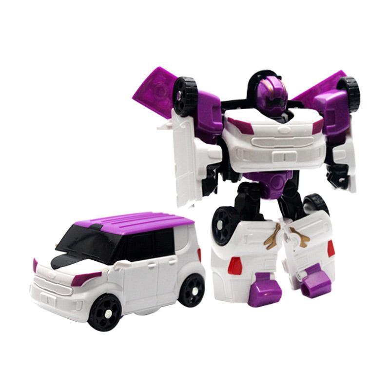 TOBOT Robot W Mainan Edukasi Anak