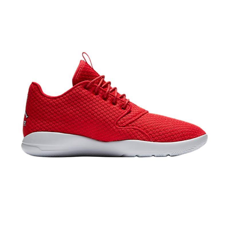 harga NIKE Air Jordan Eclipse Sepatu Olahraga Pria - Red White [724010 614] Blibli.com