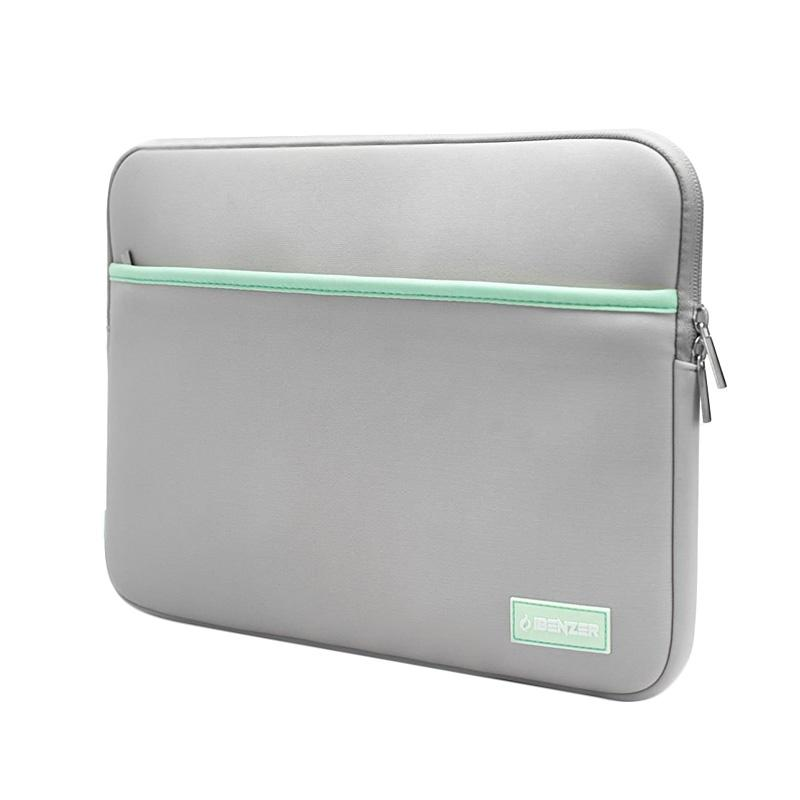 IBENZER Tas Laptop Softcase Sleeve for Macbook or Universal Laptop 13 Inch