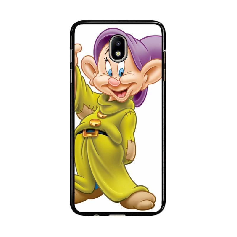 Flazzstore Disney Snow White 7 Dwarf Dopey Z0704 Custom Casing for Samsung Galaxy J5 Pro 2017
