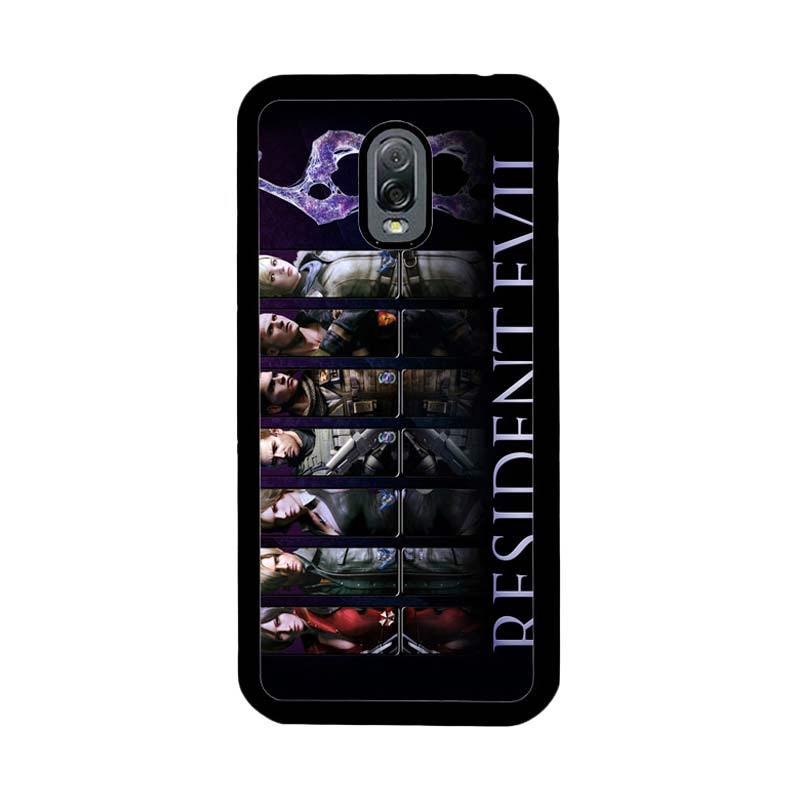 Flazzstore Resident Evil 6 Z0332 Custom Casing for Samsung Galaxy J7 Plus