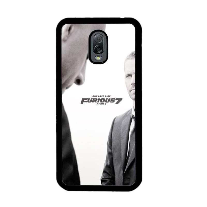 Flazzstore One Last Ride Z0365 Custom Casing for Samsung Galaxy J7 Plus