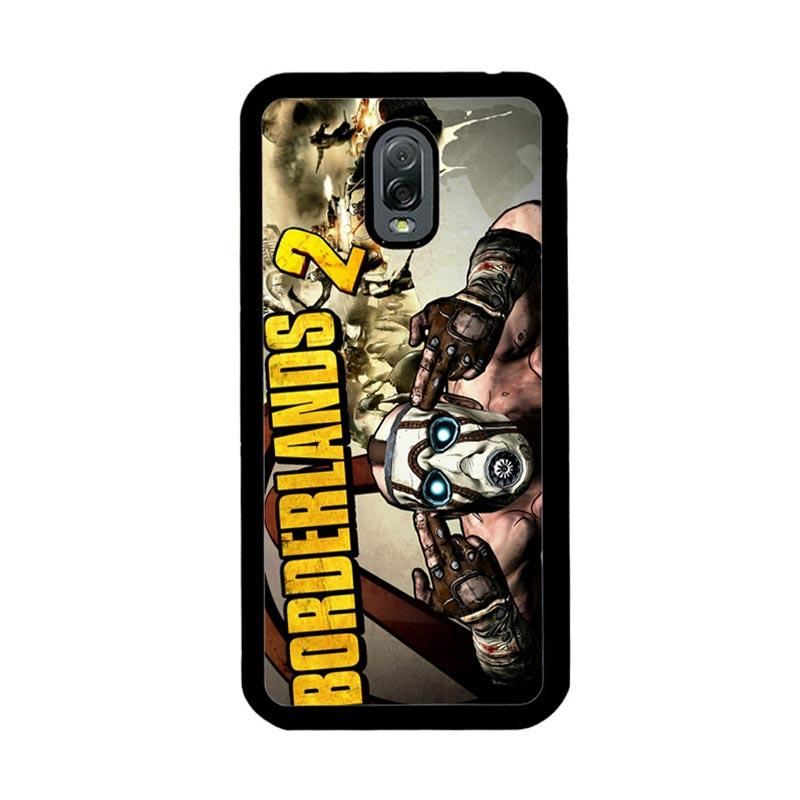 Flazzstore Borderlands 2 Video Game Z1191 Custom Casing for Samsung Galaxy J7 Plus