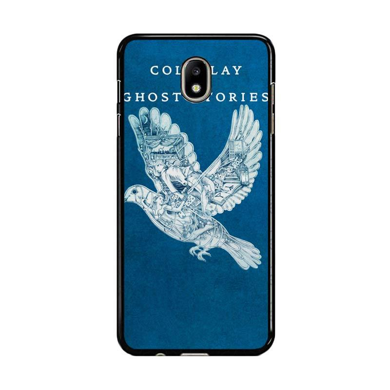 Flazzstore Coldplay Ghost Stories F0857 Custom Casing for Samsung Galaxy J7 Pro 2017