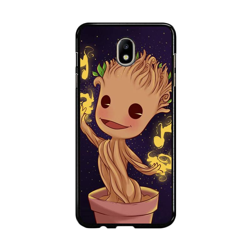 Flazzstore Groot Baby Z0022 Custom Casing for Samsung Galaxy J7 Pro 2017
