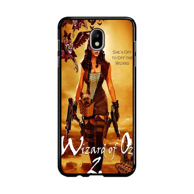 Flazzstore Wizard Of Oz 6 Z0061 Custom Casing for Samsung Galaxy J7 Pro 2017