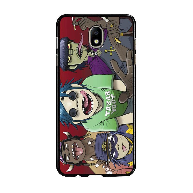 Flazzstore Gorillaz F0846 Custom Casing for Samsung Galaxy J5 Pro 2017