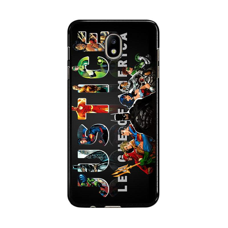 Flazzstore Justice League Z0031 Custom Casing for Samsung Galaxy J5 Pro 2017