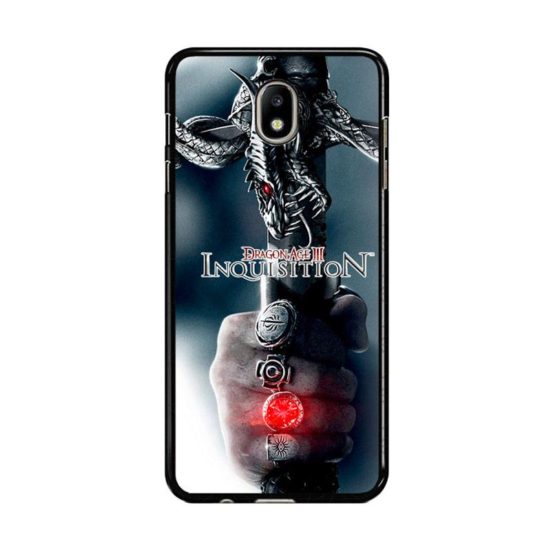 Flazzstore Dragon Age Inquisition Z0374 Custom Casing for Samsung Galaxy J7 Pro 2017