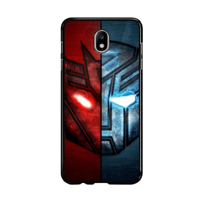 Flazzstore Transformer 2 Face Of Autobots Decepticons Z0298 Custom Casing for Samsung Galaxy J5 Pro 2017