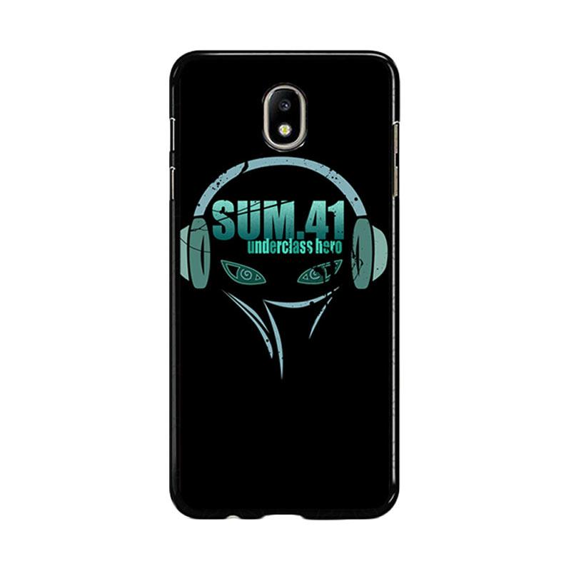 Flazzstore Sum 41 R1 Z0819 Custom Casing for Samsung Galaxy J7 Pro 2017