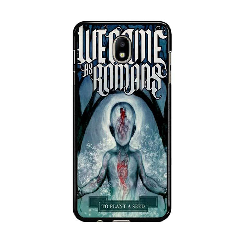 Flazzstore We Came As Romans Cover Z1387 Custom Casing for Samsung Galaxy J7 Pro 2017