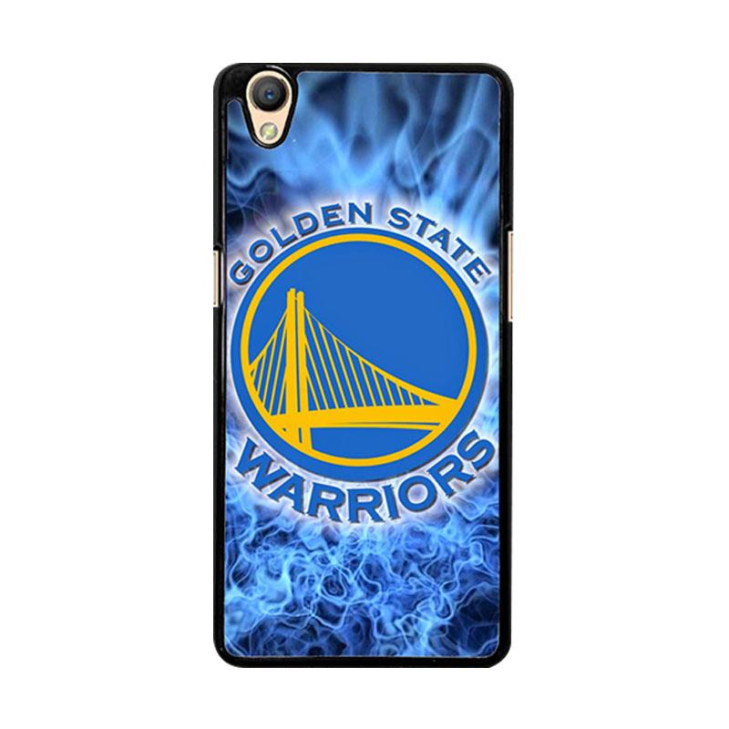 Flazzstore Golden State Warriors Logo O0767 Custom Casing for Oppo Neo 9 A37