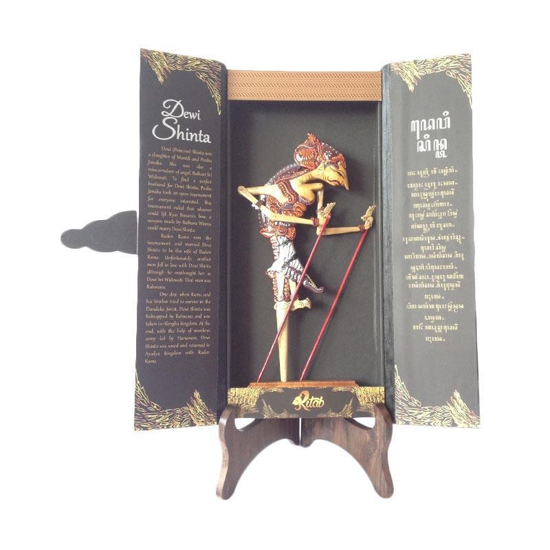 Kitab Mahayana Dewi Shinta Kerajinan Tangan