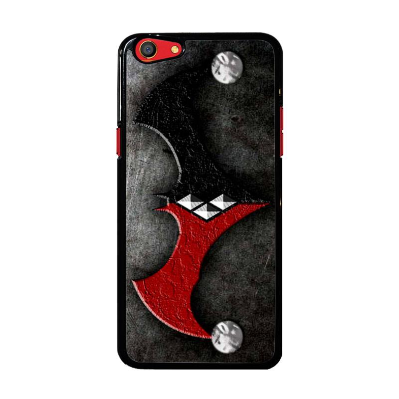 Flazzstore Batman Harley Merge Of The Symbol Z1099 Custom Casing for Oppo F3
