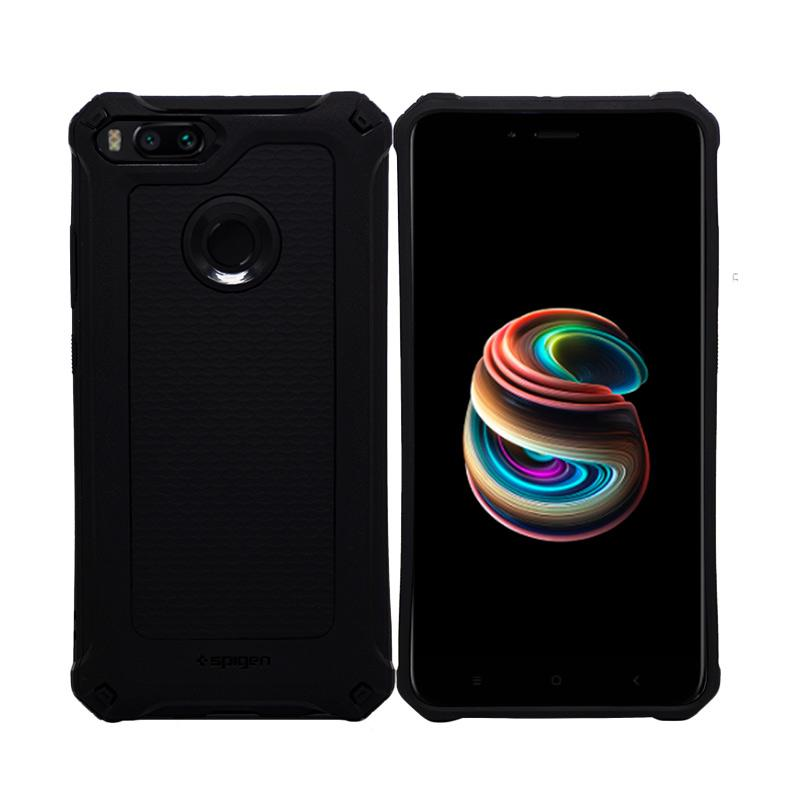 Spigen Rugged Armor Extra Softcase Casing for Xiaomi Mi A1 or 5X