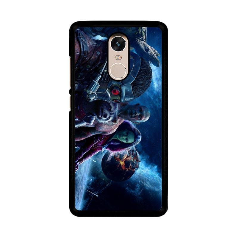 Flazzstore Guardians of the Galaxy Vol 2 O0694 Custom Casing for Xiaomi Redmi Note 4 Note 4X Snapdragon Mediatek