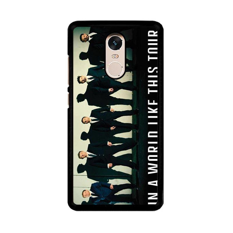 Flazzstore Backstreet Boys Bsb Z0125 Custom Casing for Xiaomi Redmi Note 4 Note 4X Snapdragon Mediatek