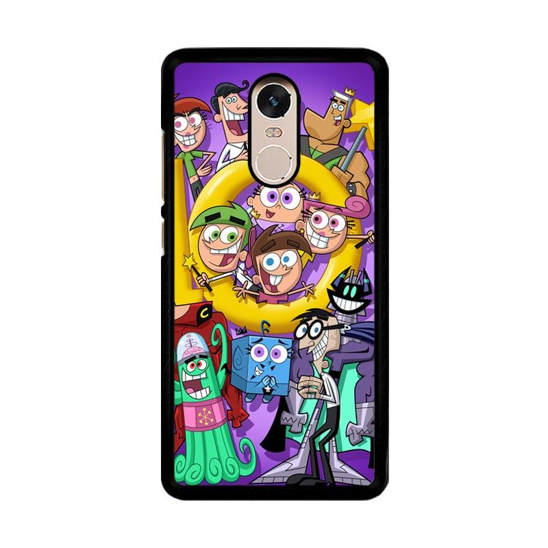 Flazzstore The Fairly Oddparents Poster Z1321 Custom Casing for Xiaomi Redmi Note 4 or Note 4X Snapdragon Mediatek