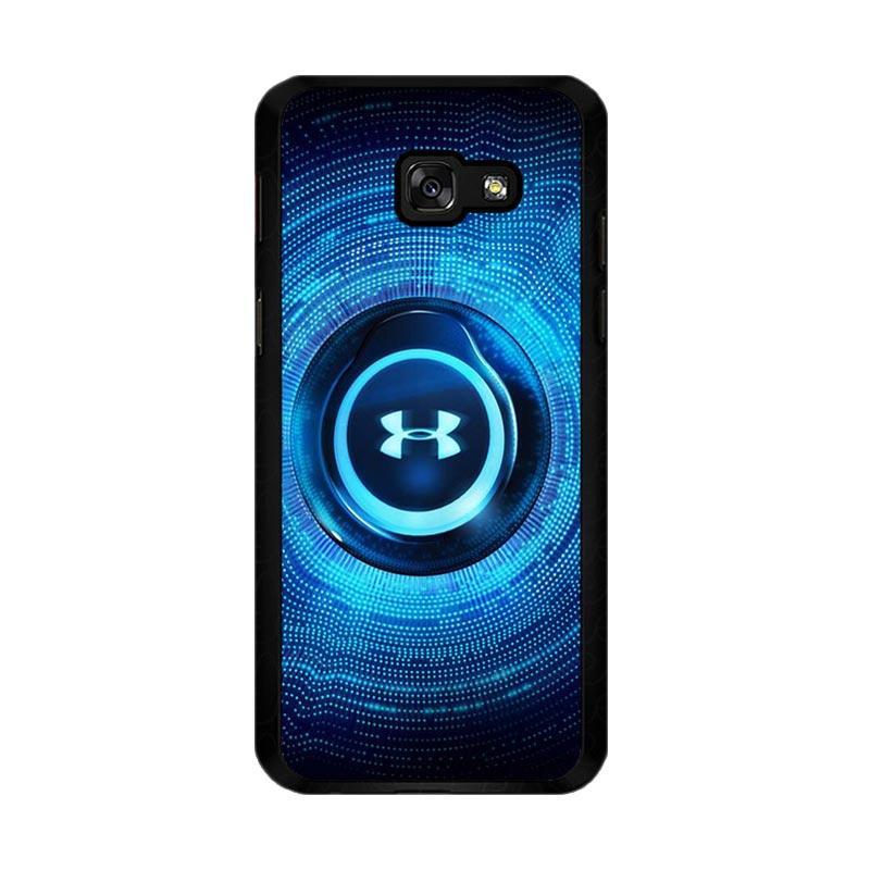 Flazzstore Under Armor Light Blue O0856 Custom Casing for Samsung Galaxy A5 2017