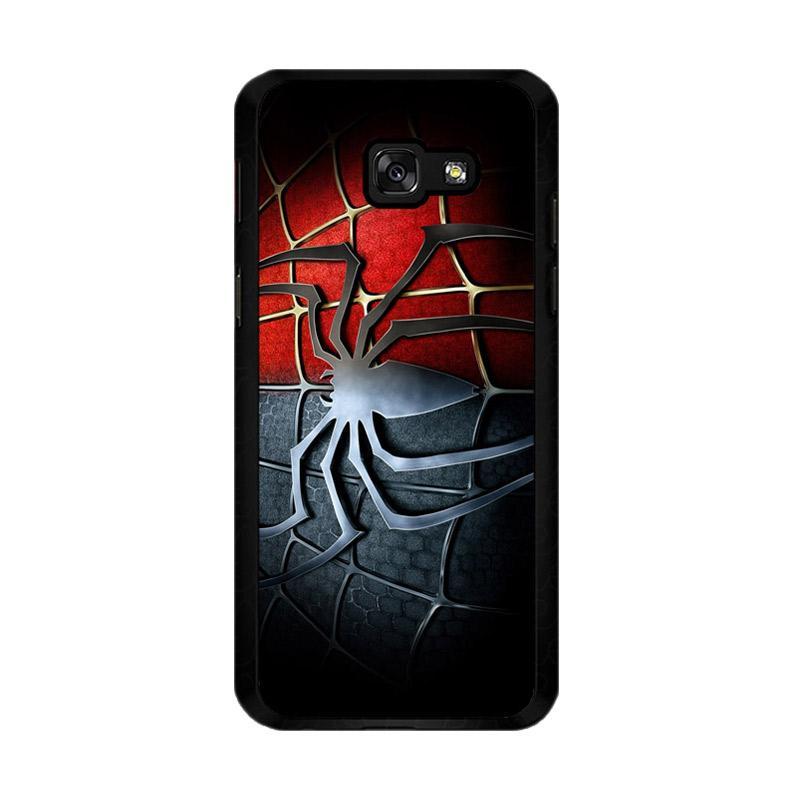Flazzstore Spiderman Symbol F0221 Custom Casing for Samsung Galaxy A5 2017