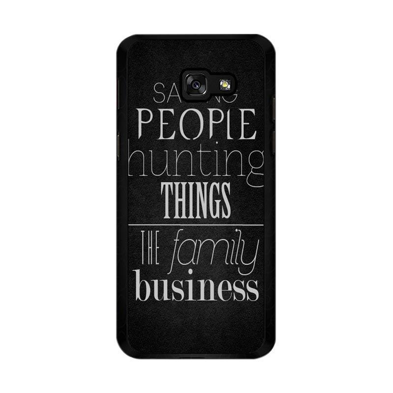 Flazzstore Supernatural Sam Dean Winchester Z0199 Custom Casing for Samsung Galaxy A5 2017