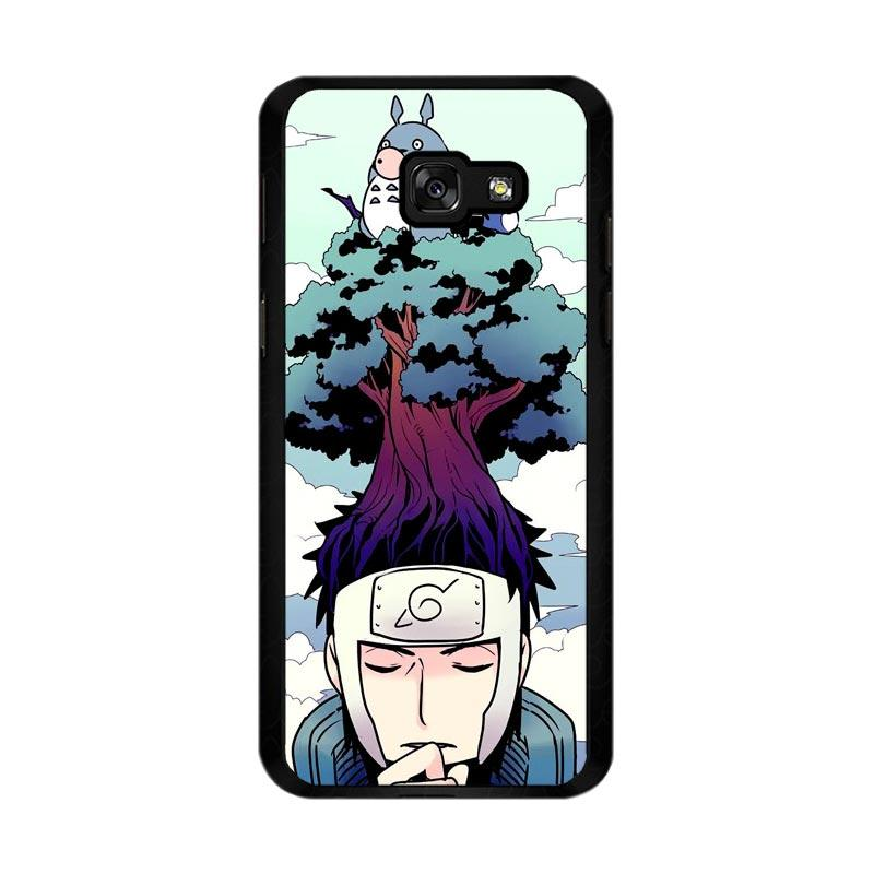 Flazzstore Neigbhor Totoro Meet Naruto Z0254 Custom Casing for Samsung Galaxy A5 2017