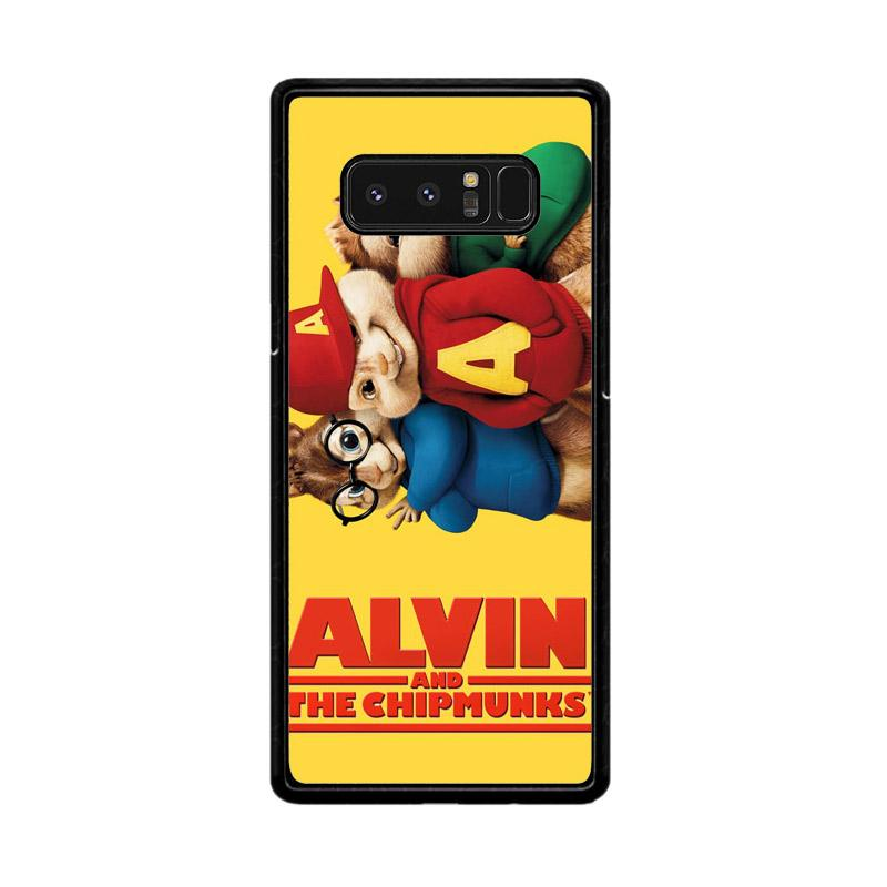 Flazzstore Alvin And The Chipmunks F0267 Custom Casing for Samsung Galaxy Note8