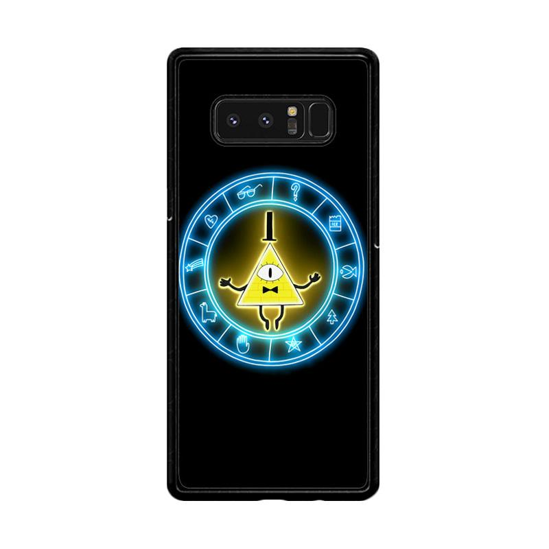 Flazzstore Gravity Falls Geometric Z0188 Custom Casing for Samsung Galaxy Note8