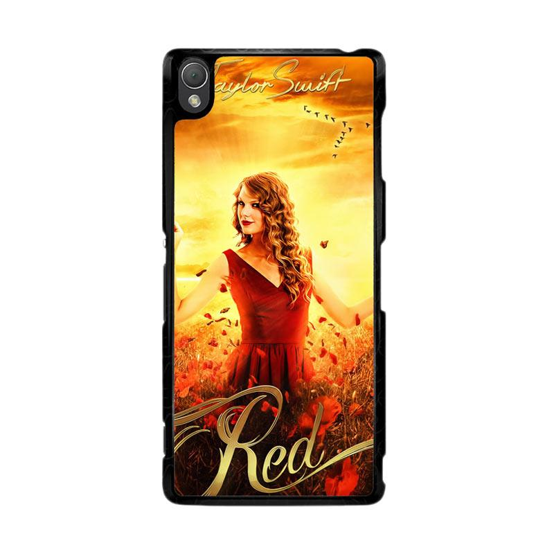 Flazzstore Taylor Swift Album Cover Art Z0049 Custom Casing for Sony Xperia Z3