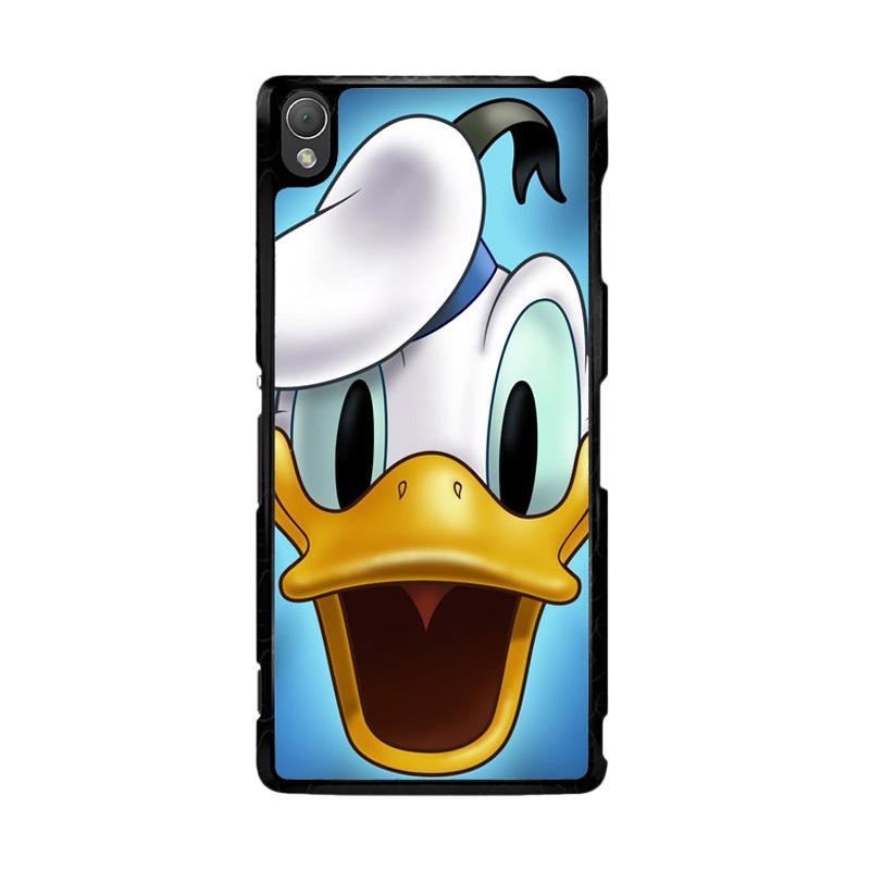 Flazzstore Donald Duck Z0168 Custom Casing for Sony Xperia Z3