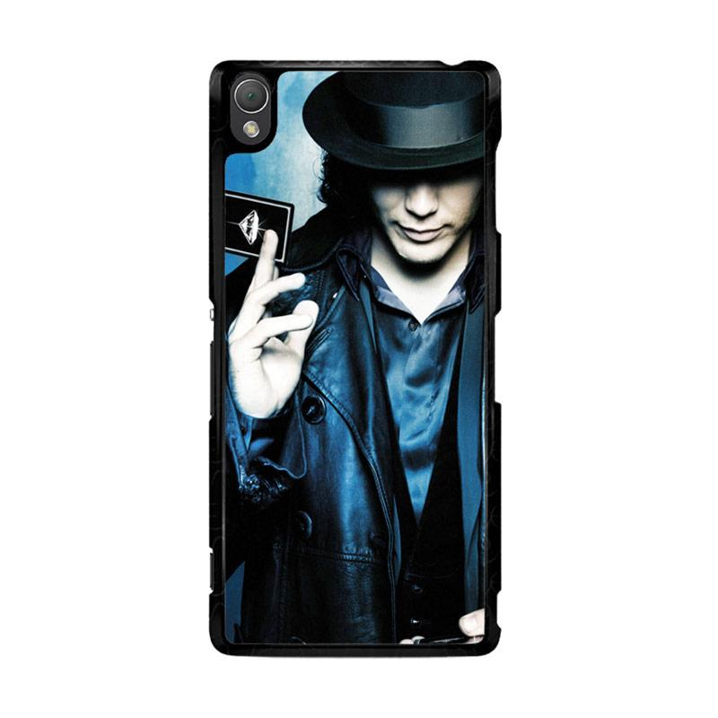 Flazzstore X-Men Gambit Z0938 Custom Casing for Sony Xperia Z3