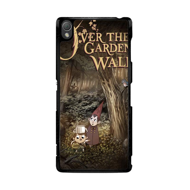 Flazzstore Over The Garden Wall Z1267 Custom Casing for Sony Xperia Z3