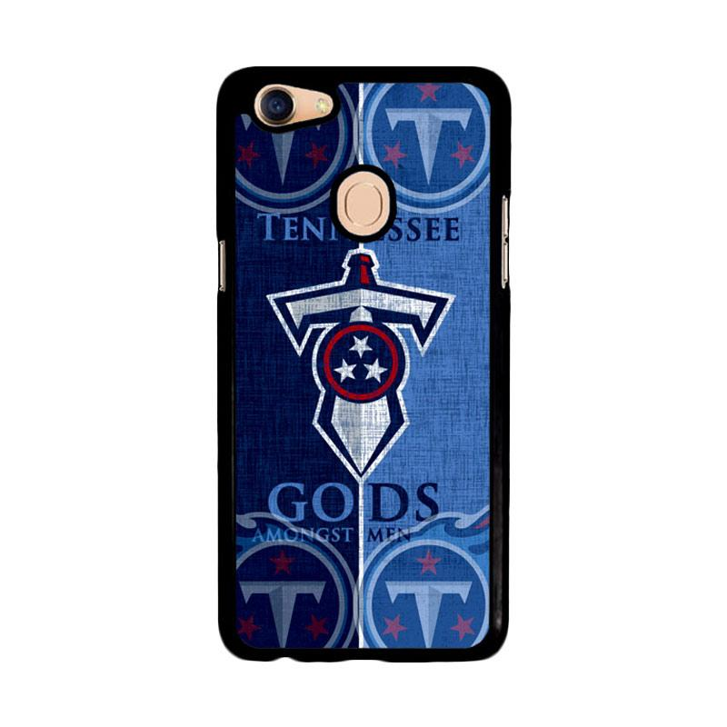 Flazzstore Tennessee Titans Logo Z3008 Custom Casing for Oppo F5