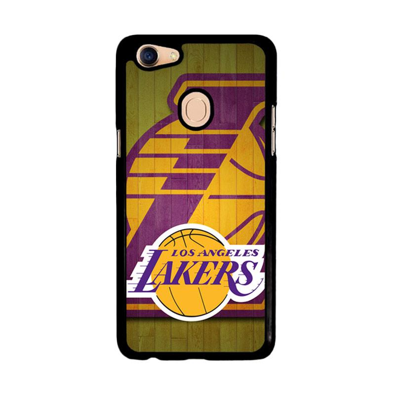 Flazzstore Los Angeles Lakers Z3222 Custom Casing for Oppo F5