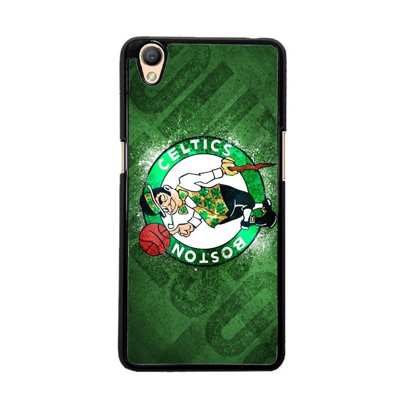 detailed look c789e 52b4a Flazzstore Boston Celtics Z4133 Custom Casing for Oppo Neo 9 or A37