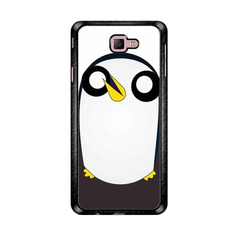 Flazzstore 7 Adventure Time Gunter D0032 Custom Casing for Samsung Galaxy J7 Prime