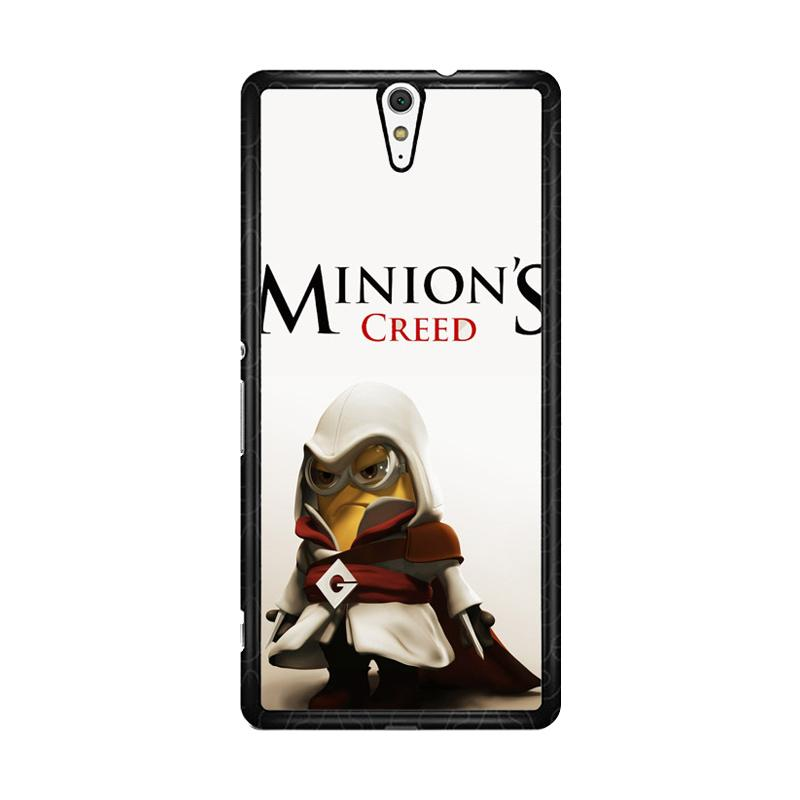 Flazzstore Assasin Creed Minion Despicable Me F0150 Custom Casing for Sony Xperia C5 Ultra