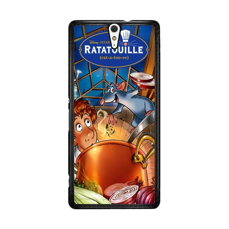 Flazzstore Ratatouille Anyone Can Cook Z0540 Custom Casing for Sony Xperia C5 Ultra